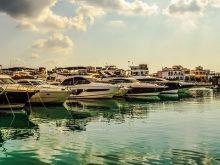 Le Croatia Boat Show à Split