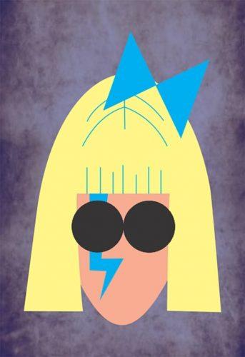 La star de la pop Lady Gaga