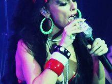 Moby et Amy Winehouse à Belgrade le 18 juin