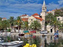 Les plages des Balkans dans le top 40 mondial