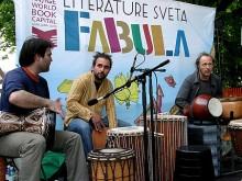 Fabula 2011, festival de la littérature mondiale à Ljubljana