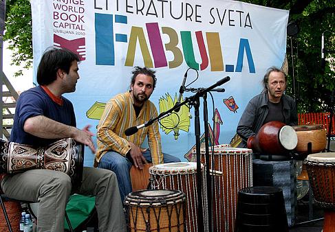 festival litteraire ljubljana