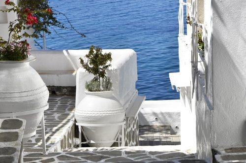 Chalcidique en Grèce