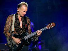Sting en concert à Ljubljana le 10 juin 2011