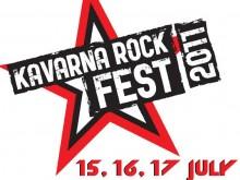 Kavarna Rock Fest 2011 du 15 au 17 juillet 2011