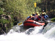 Rafting, canoë et adrénaline en Serbie