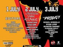 Rockwave Festival 2011 à Malakasa du 01 au 03 juillet