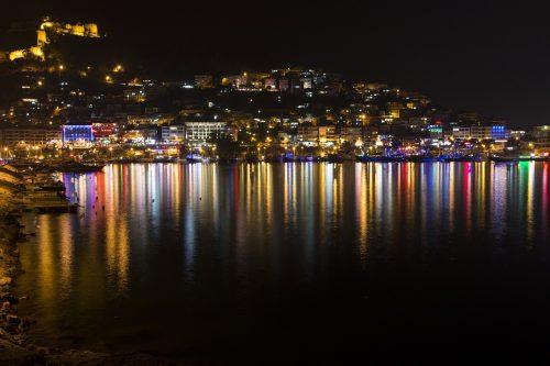 Antalya de nuit