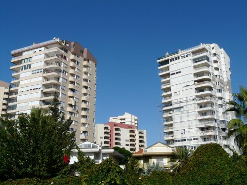 Hôtel de luxe à Antalya