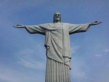 Split aura la plus grande statue du Christ au monde