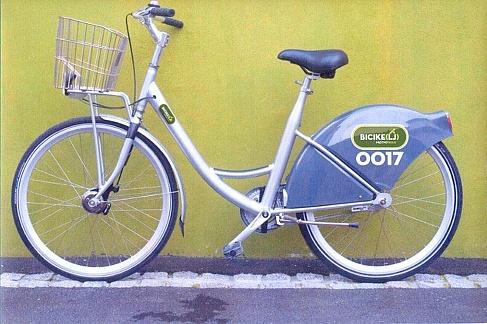 Bicike(LJ) vélib ljubaljana location