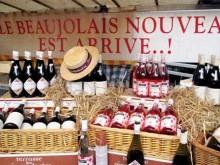 Célébration du Beaujolais Nouveau à Belgrade