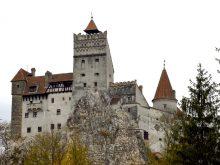 Visite au château de Dracula à Bran