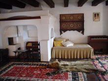 Intérieur du château de Bran