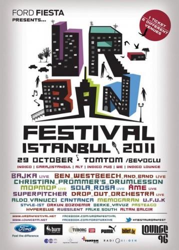 festival urbain istanbul turquie 2011