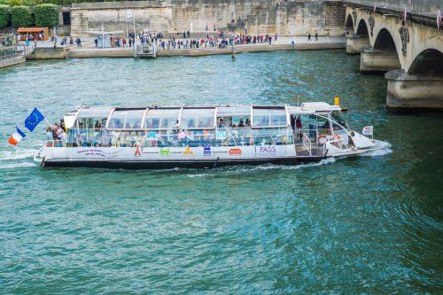 Le Coche d'Eau sur l'Adriatique
