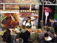 Foire de la nourriture et des boissons ethno à Belgrade