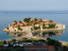 Sveti Stefan, une destination de luxe