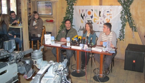 montenegro ski tourisme