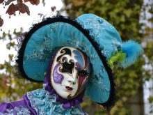 Carnaval de Ljubljana le 18.02.2012