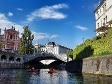 Ljubljana, ville accueillante et chaleureuse