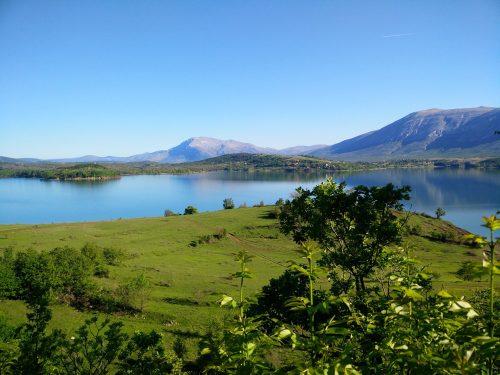 Lac de Perućac