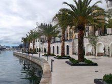 Porto Montenegro est prêt à accueillir les touristes