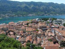 Kotor, les charmes d'une ville médiévale