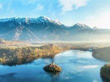 Repos et détente à Bled