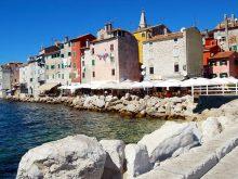 Rovinj, la perle d'Istrie