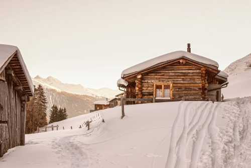 Top destinations d'hiver