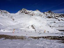 Début de la saison de ski à Kozara