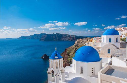 Les plus belles îles en Grèce