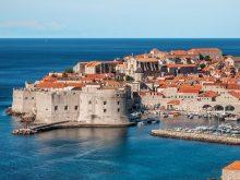 Mariage et lune de miel à Dubrovnik