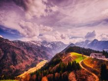 Skier en Slovénie: les stations tendance