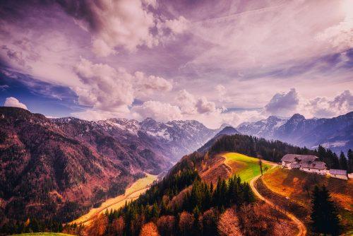 Ski en Slovénie