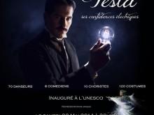 Tesla et ses confidences, le 03 mai à l'espace des Arts de Pavillon sous Bois
