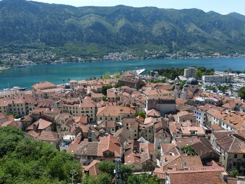 Panorama de Kotor