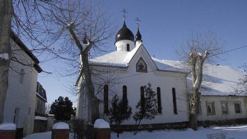 Église Russe à Bela Crkva