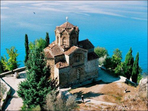 Église Saint Jean de Kaneo