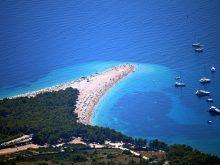 Trois plages croates dans le top 50 des plus belles plages  d'Europe
