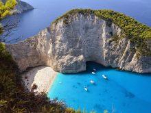 Île de Zante : l'accès à la plus belle plage est à nouveau autorisé